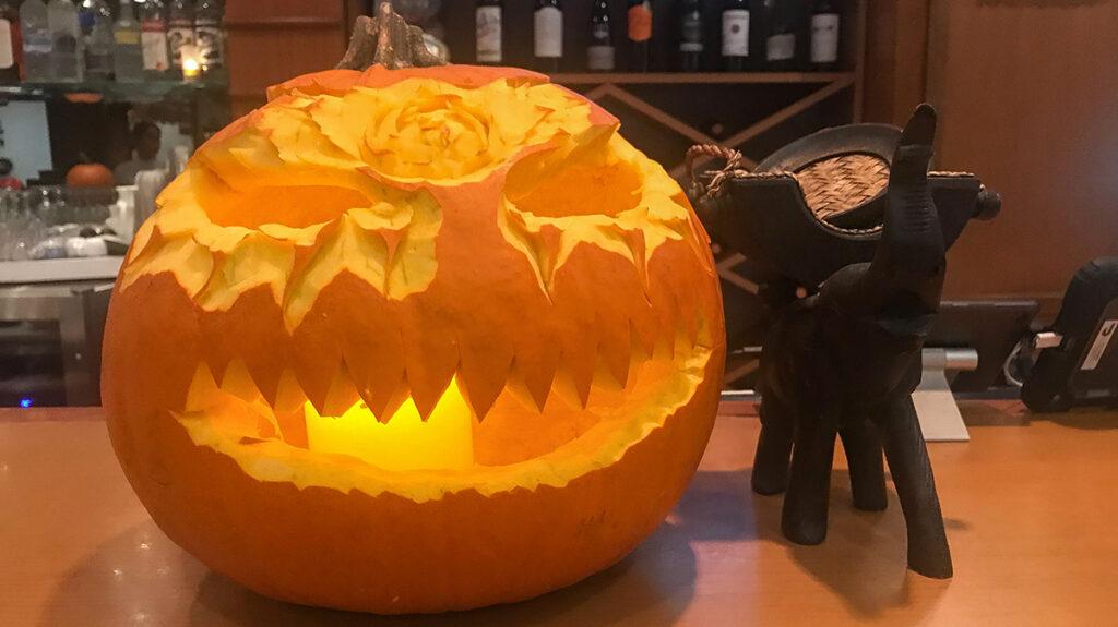 Preserve your pumpkin