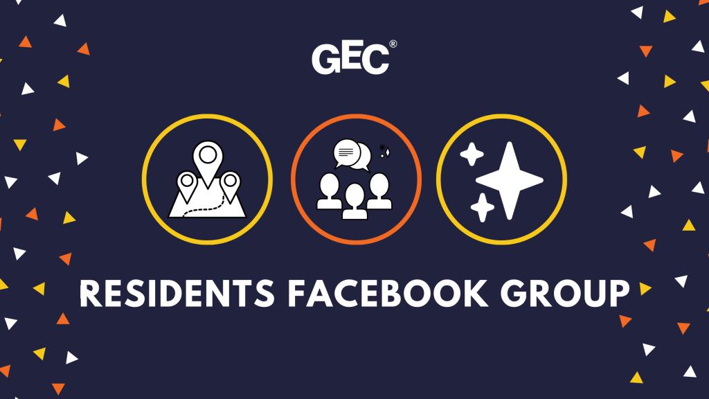 GEC Residents Facebook Group