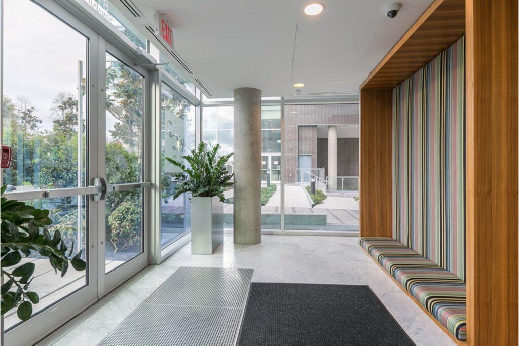 GEC Marine Gateway Student Residence Lobby