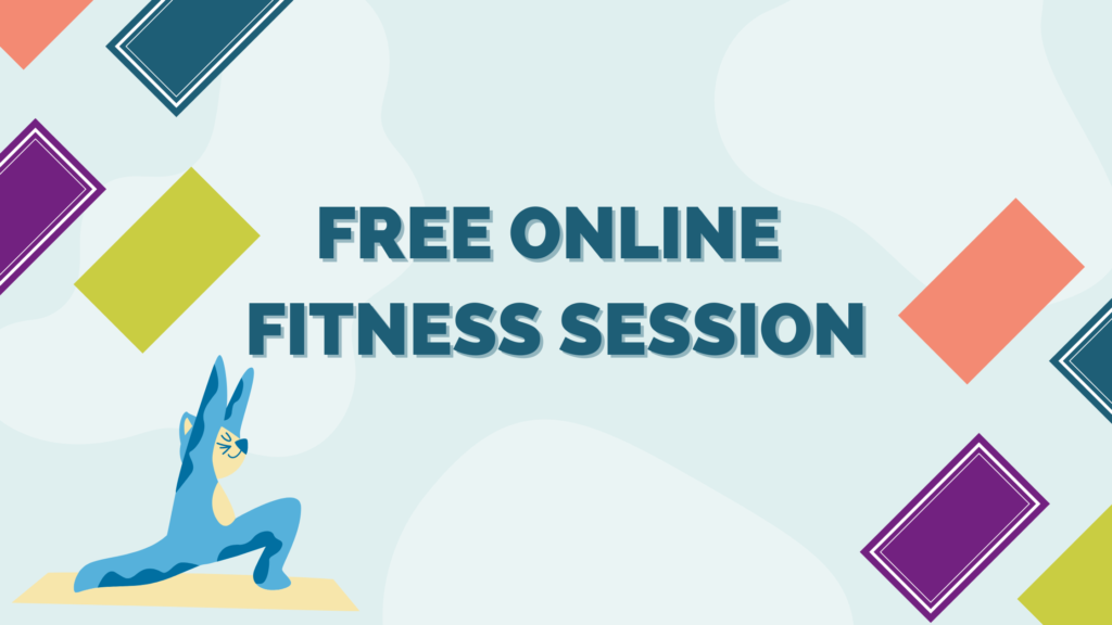 Free Online Fitness Session