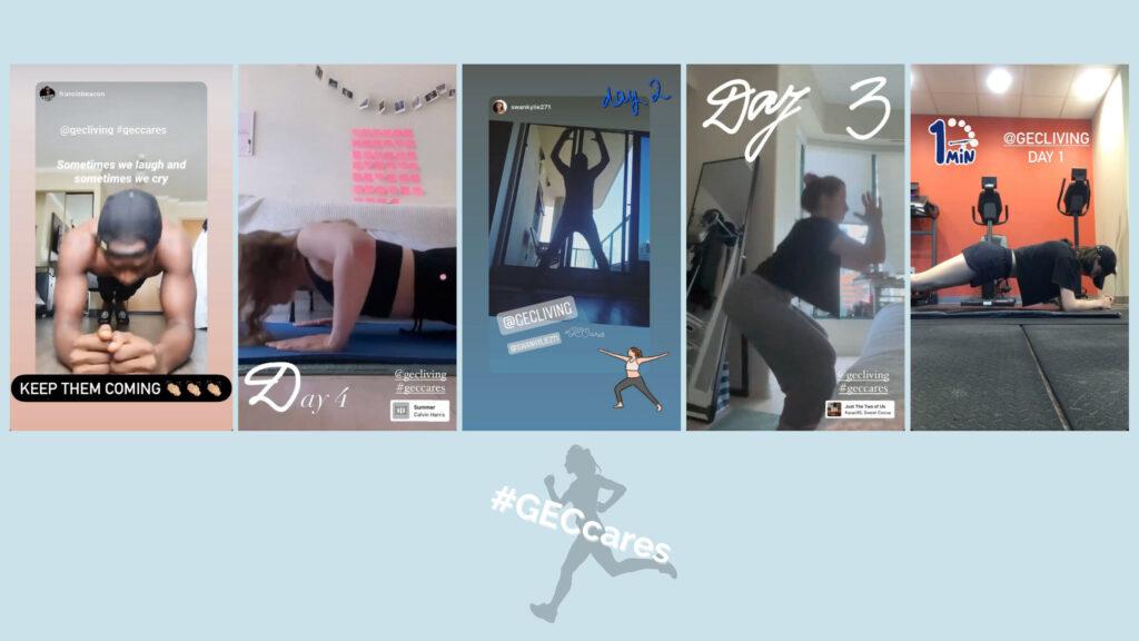 5-Day fitness challenge recap